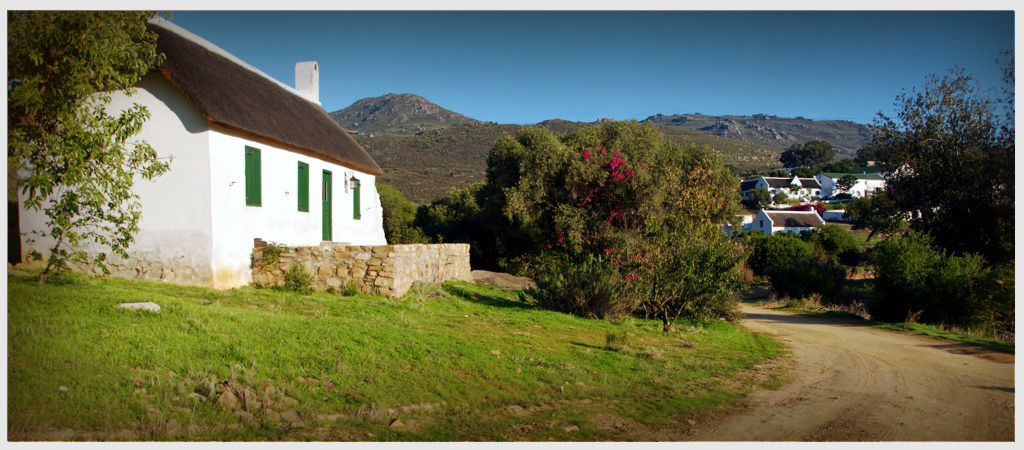 The Old Village Citrusdal Self Catering Accommodation